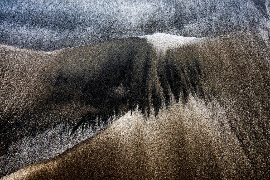 Fjellet i Sanden