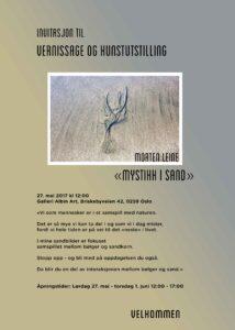 Fine art exhibition at Albin Art