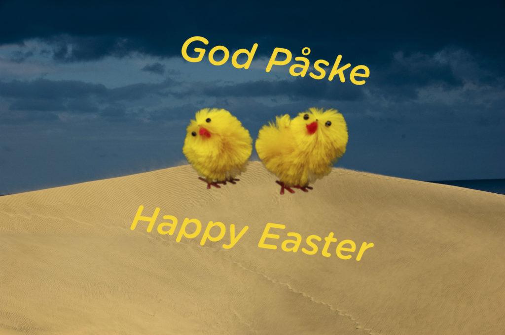 Happy Easter - Gos Påske