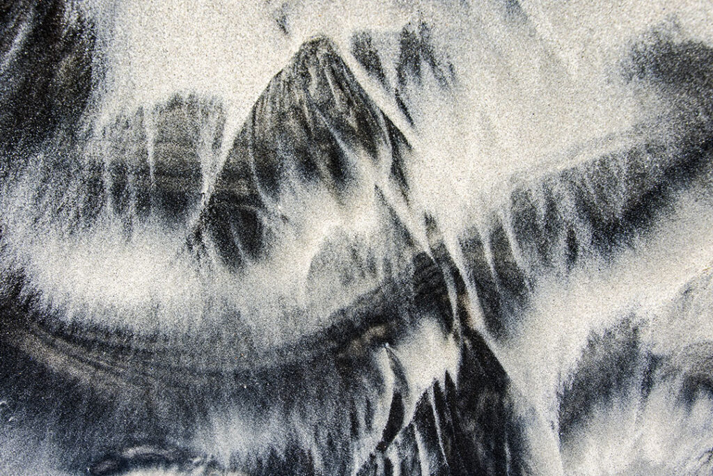 Two new sandphotos from Lofoten
